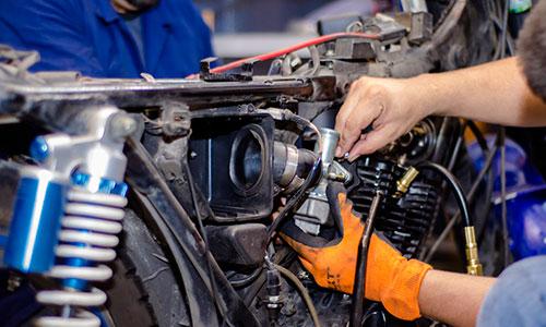 Técnico en Mecánica de Motocicletas – Turbo