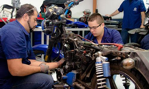 Técnico en Mecánica de Motocicletas – Normal